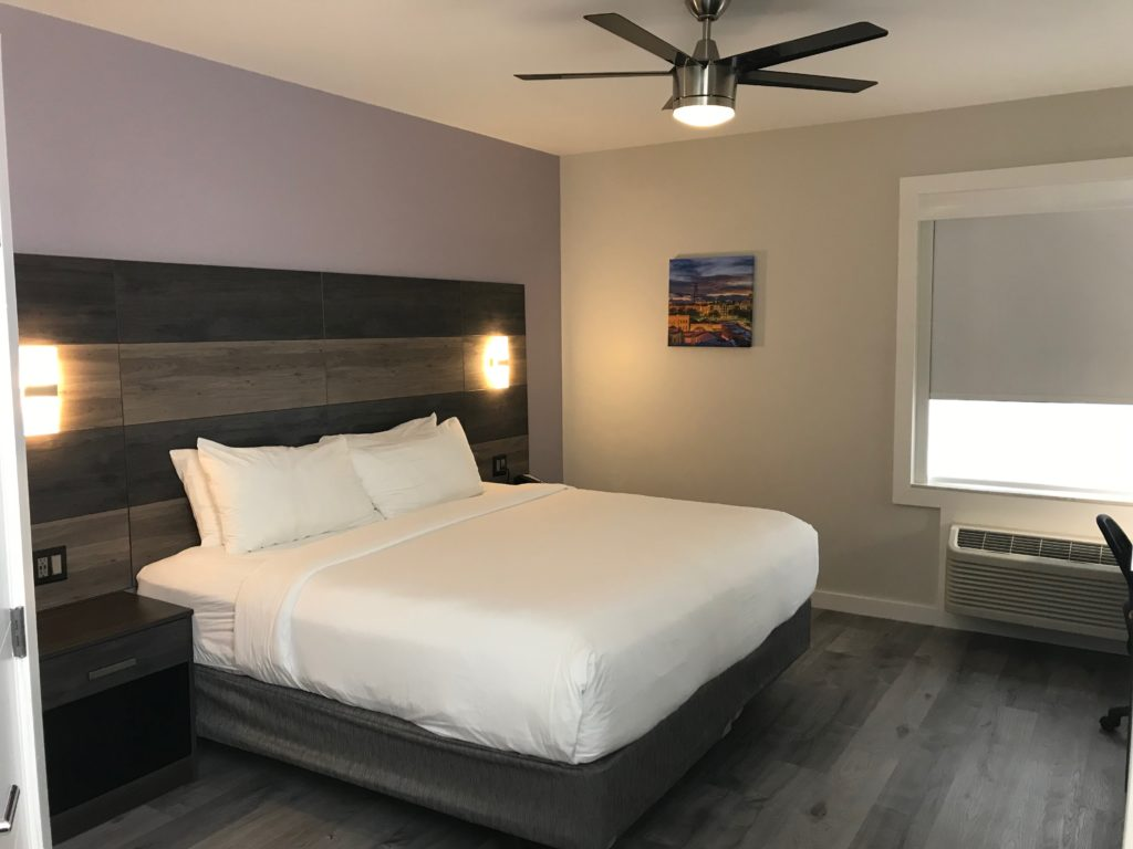 Handicap KingAccessible Room with King Bed